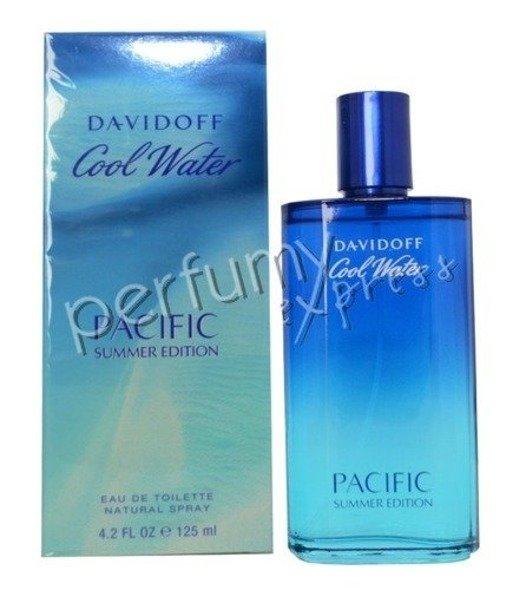 davidoff cool water pacific summer edition