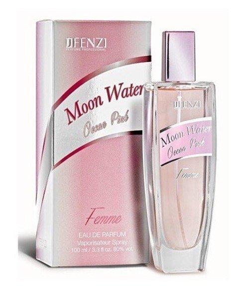jfenzi moon water ocean pink