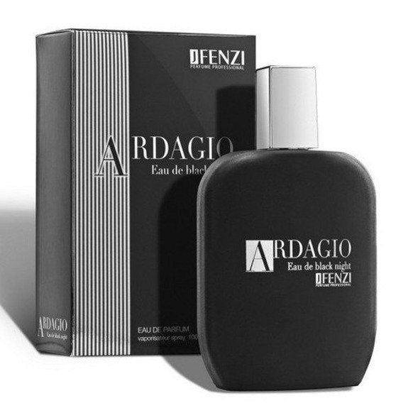jfenzi ardagio eau de black night