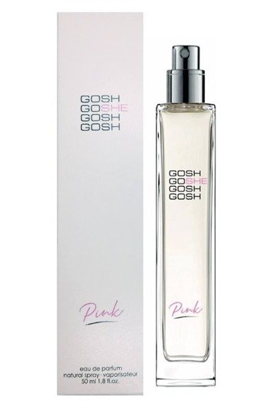 gosh cosmetics nothing pink edition
