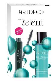 Artdeco Zestaw All In One Black 10 ml & Płyn do demakijażu oczu 50 ml