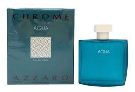 Azzaro Chrome Aqua woda toaletowa 100 ml