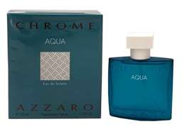Azzaro Chrome Aqua woda toaletowa 50 ml
