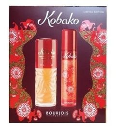 Bourjois Kobako komplet (50 ml EDT & 75 ml DEO Spray)