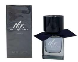 Burberry Mr. Indigo woda toaletowa 50 ml