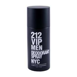 Carolina Herrera 212 VIP Men dezodorant spray 150 ml