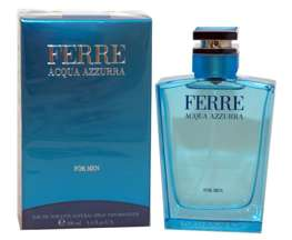 Gianfranco Ferre Acqua Azzura Men woda toaletowa 100 ml