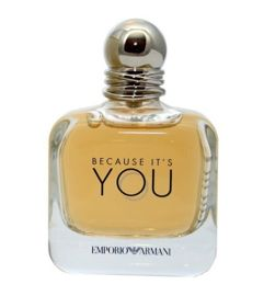 Giorgio Armani Emporio Because It's You woda perfumowana 100 ml bez opakowania