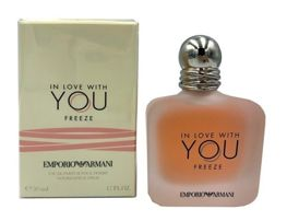 Giorgio Armani Emporio In Love with You Freeze She woda perfumowana 50 ml