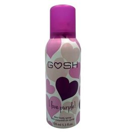 Gosh I Love Purple! dezodorant perfumowany w spray-u 150 ml