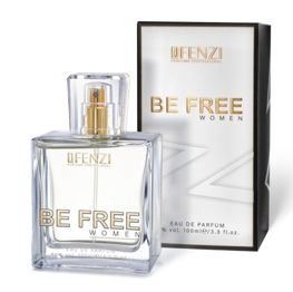 JFenzi Be Free Women woda perfumowana 100 ml