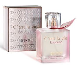 JFenzi C'est La Vie Bouquet for Women woda perfumowana 100 ml
