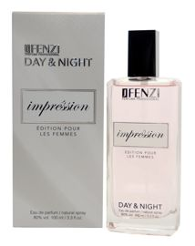 JFenzi Day & Night Impression for Women woda perfumowana 100 ml