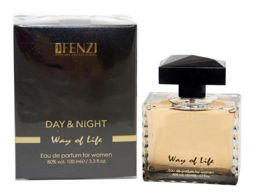 JFenzi Day & Night Way of Life Women woda perfumowana 100 ml