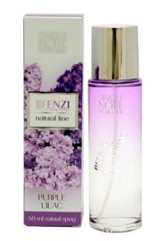 JFenzi Natural Line Bez (Purple Lilac) woda perfunowana 50 ml