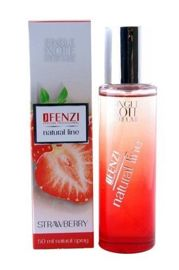 JFenzi Natural Line Truskawka (Strawberry) woda perfumowana 50 ml