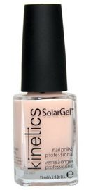 Kinetics Lakier Solarny Solargel 005 Stark Naked 15 ml