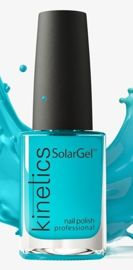 Kinetics Lakier Solarny Solargel 365 Polish Shark  In The Pool 15 ml