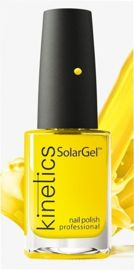 Kinetics Lakier Solarny Solargel 366 Polish Marry Me Lemon 15 ml