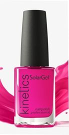 Kinetics Lakier Solarny Solargel 370 Polish Pink Drink 15 ml