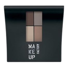 Make Up Factory Eye Colors Zestaw Cieni Quattro 70 Rocky Earth 4,8g