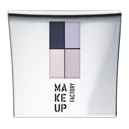 Make Up Factory Eye Colors Zestaw Cieni Quattro Blooming Provence nr 49, 48g