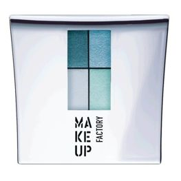 Make Up Factory Eye Colors Zestaw Cieni Quattro nr 34, 48g