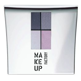Make Up Factory Eye Colors Zestaw Cieni Quattro nr 45, 48g