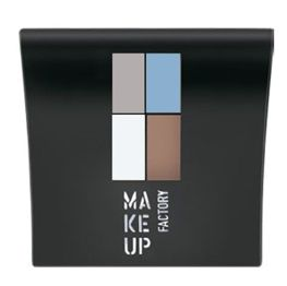 Make Up Factory Eye Colors Zestaw Cieni Quattro nr 580, 48g