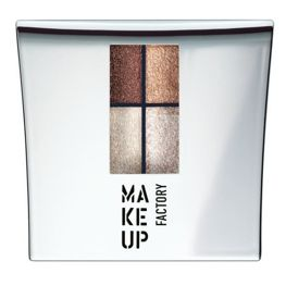 Make Up Factory Eye Colors Zestaw Cieni Quattro nr 87, 48g