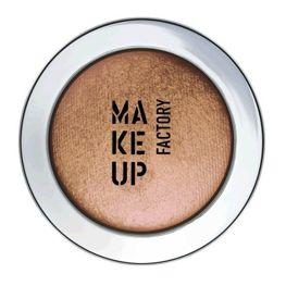 Make Up Factory Eye Shadow  cień pojedynczy Golden Terra nr 33,  1,5g