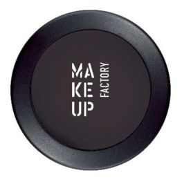 Make Up Factory Mat Eye Shadow Matowy cień pojedynczy Black Coffee nr 02, 3g.