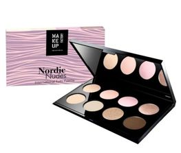 Make Up Factory Paletka cieni do powiek nr. 04 Nordic Nudes, 12g.