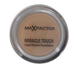 Max Factor Podkład Miracle Touch Liquid Illusion Foundation 11,5 g, BRONZE 80