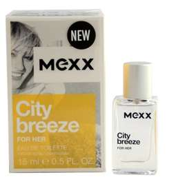 Mexx City Breeze for Her woda toaletowa 15 ml