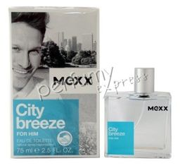 Mexx City Breeze for Him woda toaletowa 75 ml