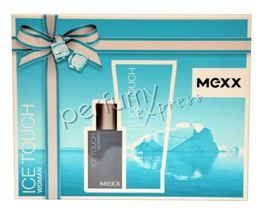 Mexx Ice Touch Woman komplet (15 ml EDT & 50 ml SG)
