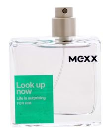 Mexx Look up now for Him woda toaletowa 50 ml bez opakowania