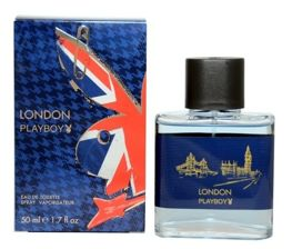 Playboy London woda toaletowa 50 ml