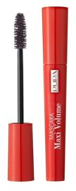 Pupa Mascara Maxi Volume In-Out Black 10 ml