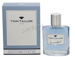 Tom Tailor BE MINDFUL Man 50 ml woda toaletowa