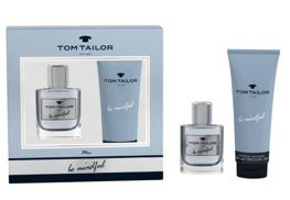 Tom Tailor BE MINDFUL Man komplet (30 ml EDT & 100 ml SG)