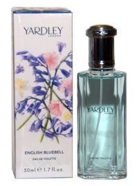 Yardley London English Blue Bell woda toaletowa 50 ml