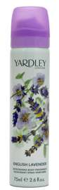 Yardley London English Lavender Lawenda dezodorant spray 75 ml edition 2015