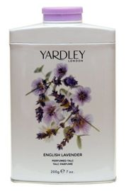 Yardley London English Lavender perfumowany talk do ciała 200g edition 2015