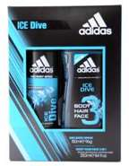 Adidas Ice Dive komplet (150 ml DEO & 250 ml SG)