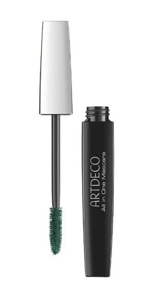 Artdeco All In One Mascara nr 07 Zielony tusz do rzęs 10 ml