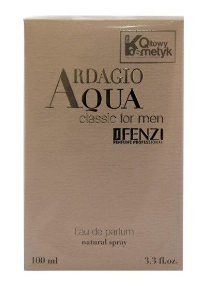 JFenzi Ardagio Aqua Classic for Men woda perfumowana 100 ml