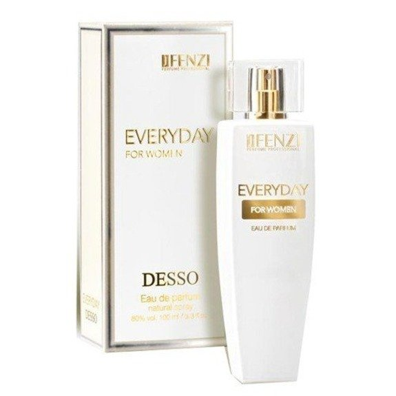 JFenzi Desso Everyday for Women woda perfumowana 100 ml