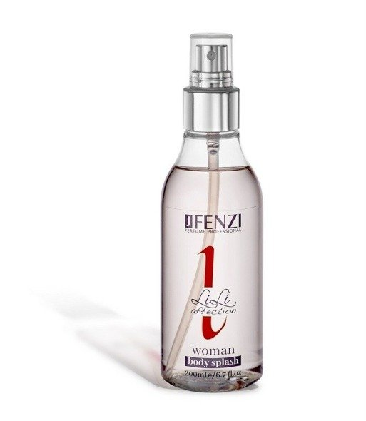 JFenzi LiLi Affection Ardagio Woman body splash 200 ml